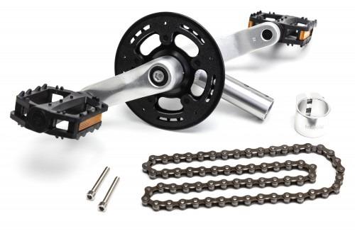 littlebig pedal attachment silver