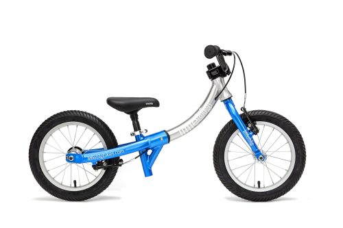 LittleBig little balance bike blue side
