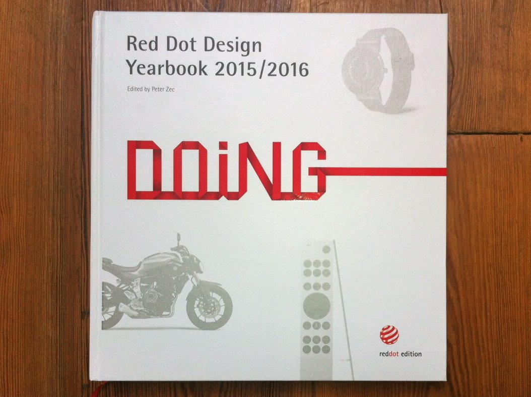 Red Dot Design Yearbook 2015