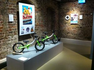 LittleBig bikes at the Global Irish Design Challenge at Dubin Castle