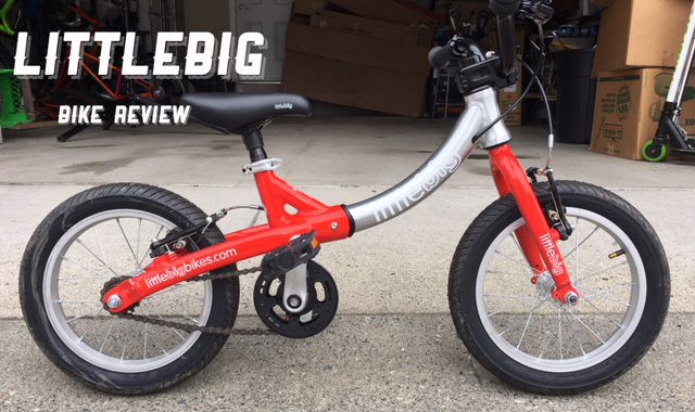 THE BIKE DADS REVIEW THE LITTLEBIG BIKE