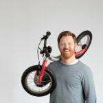 Simon Evans Founder LittleBig Bikes