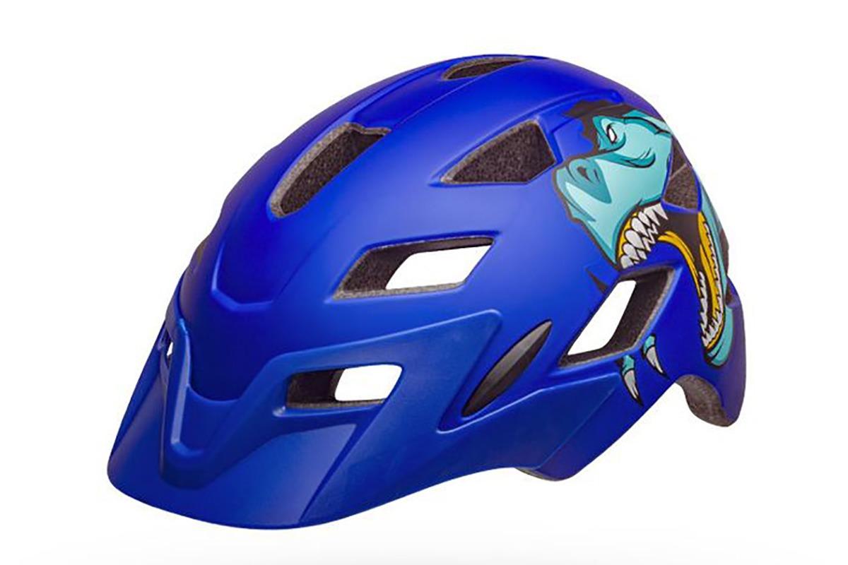 bell sidetrack helmet blue