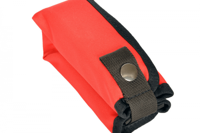 carribob shoulder carry strap red