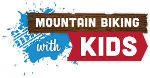 Mountain Biking with Kids Logo