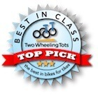 Two Wheeling Tots Best in Class