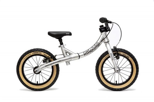 balance bike big mode brushed side