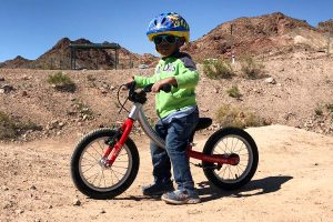 LittleBig bike reviewed by MTB with Kids