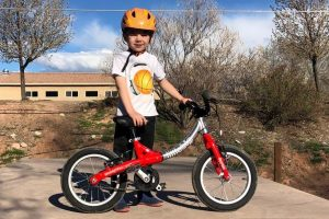 LittleBig bike with pedals